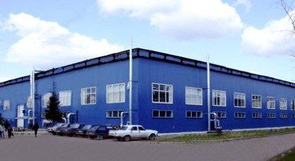 Производственное здание Телерада