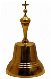 Сувенирный колокольчик с куполом