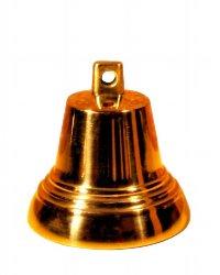 Полированный сувенирный колокольчик