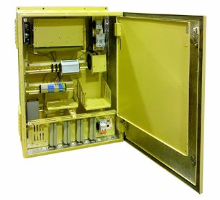 Термобокс с установленным в него оборудованием по индивидуальному проекту заказчика.